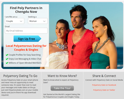 What are the best poly dating sites